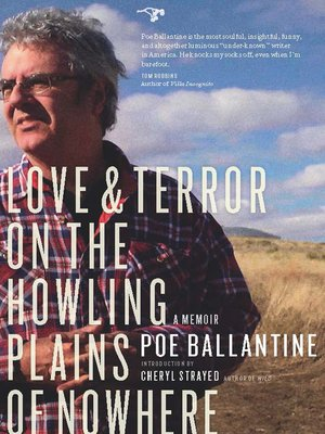 cover image of Love and Terror on the Howling Plains of Nowhere