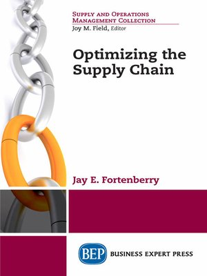 cover image of Optimizing the Supply Chain