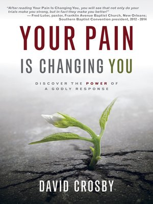 cover image of Your Pain Is Changing You