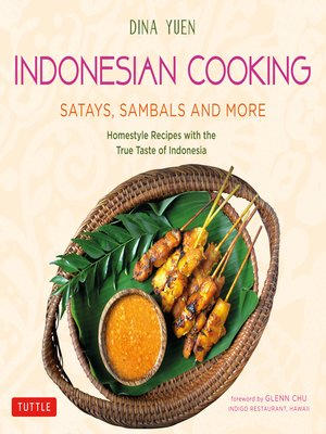cover image of Indonesian Cooking