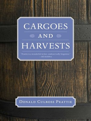 cover image of Cargoes and Harvests