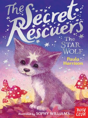 cover image of The Star Wolf