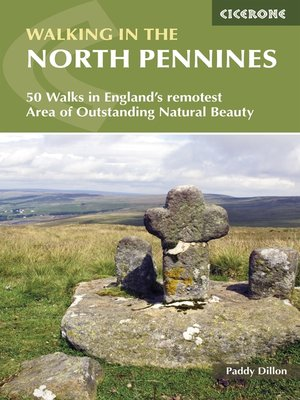 cover image of Walking in the North Pennines