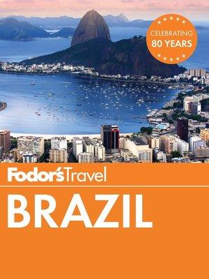 cover image of Fodor's Brazil