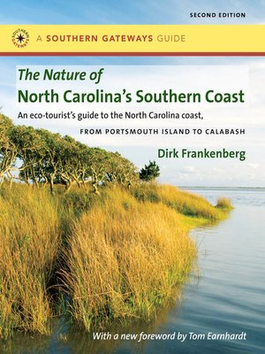 cover image of The Nature of North Carolina's Southern Coast