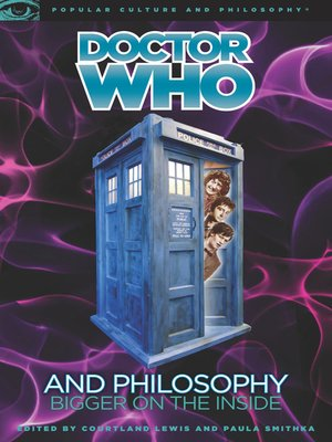 cover image of Doctor Who and Philosophy
