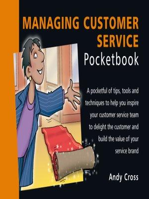 the customer service pocketbook
