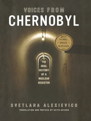 cover image of Voices from Chernobyl