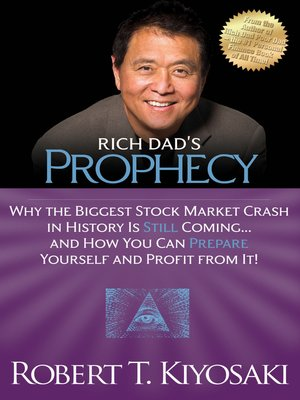 cover image of Rich Dad's Prophecy