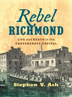 cover image of Rebel Richmond