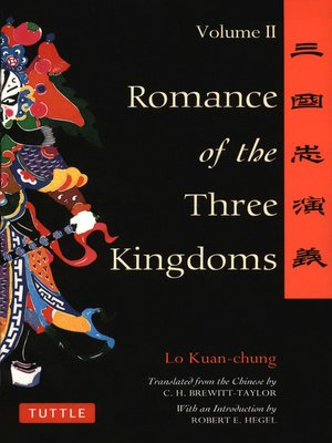 cover image of Romance of the Three Kingdoms Volume 2