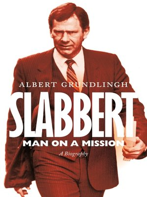 cover image of Slabbert