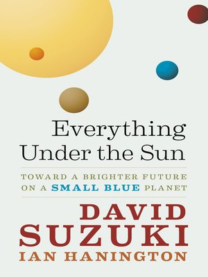 cover image of Everything Under the Sun
