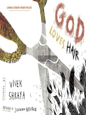 cover image of God Loves Hair