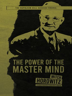 cover image of The Power of the Master Mind