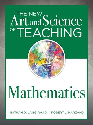 cover image of The New Art and Science of Teaching Mathematics