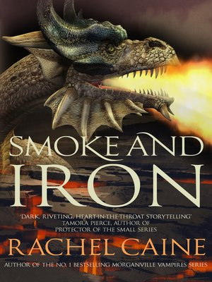 cover image of Smoke and Iron