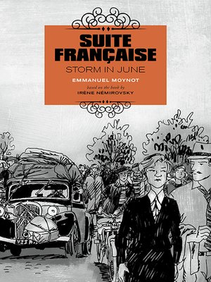 cover image of Suite Française