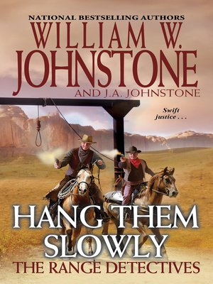 cover image of Hang Them Slowly