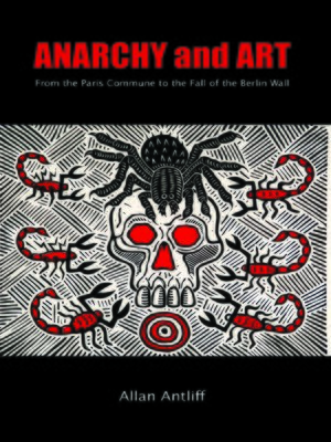 cover image of Anarchy and Art