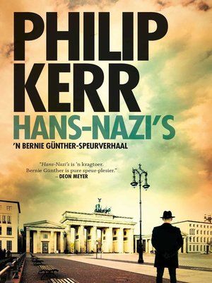 cover image of Hans-Nazi's