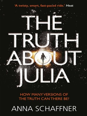 cover image of The Truth About Julia