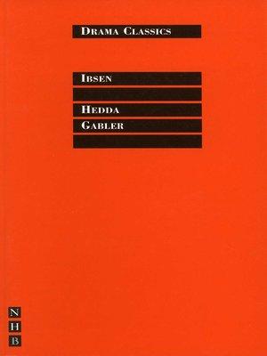 cover image of Hedda Gabler