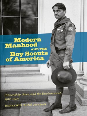cover image of Modern Manhood and the Boy Scouts of America