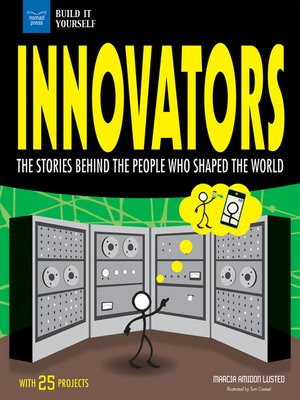 cover image of Innovators