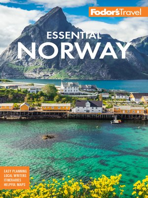 cover image of Fodor's Essential Norway