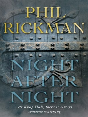 cover image of Night After Night