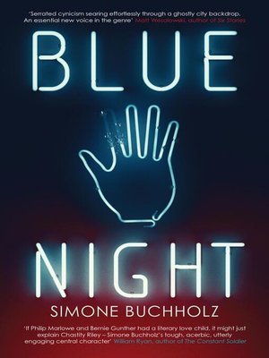 cover image of Blue Night