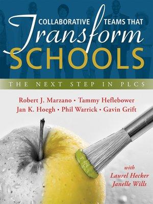 cover image of Collaborative Teams That Transform Schools