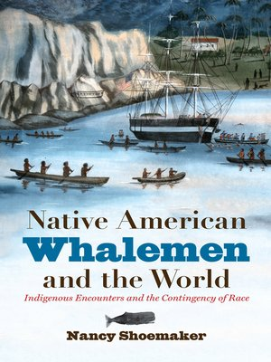 cover image of Native American Whalemen and the World