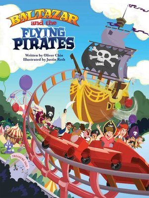 cover image of Baltazar and the Flying Pirates