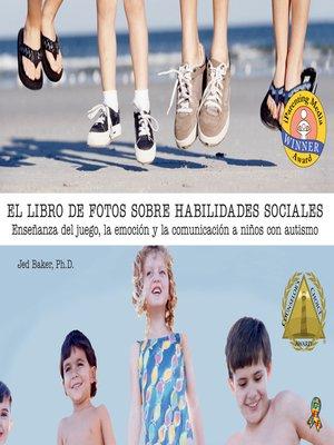 cover image of El libro de fotos sobre habilidades sociales