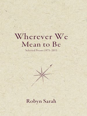 cover image of Wherever We Mean to Be