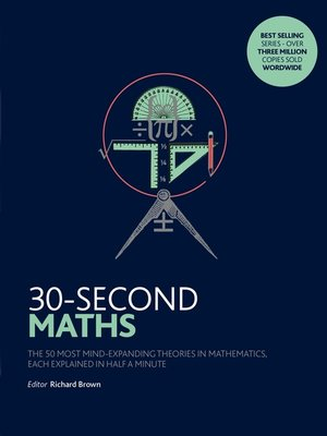 cover image of 30-Second Maths
