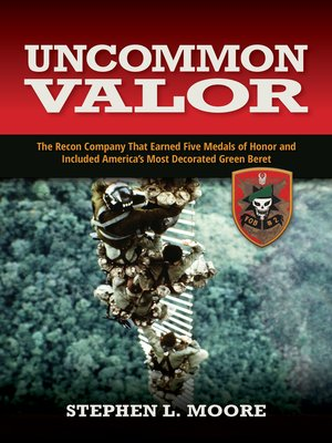 cover image of Uncommon Valor