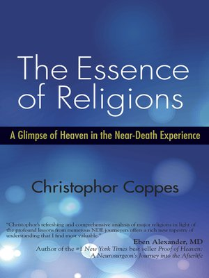 cover image of The Essence of Religions