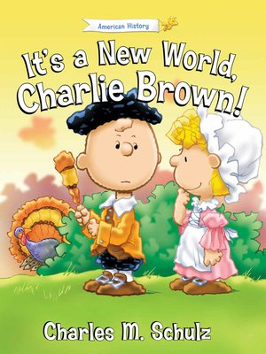 cover image of It's a New World, Charlie Brown!