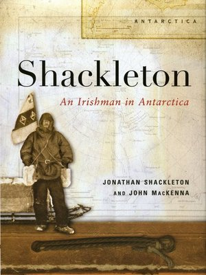 cover image of Shackleton