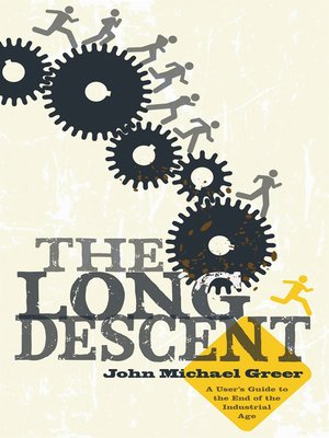 cover image of The Long Descent