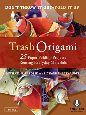cover image of Trash Origami
