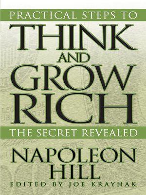 cover image of Practical Steps to Think and Grow Rich
