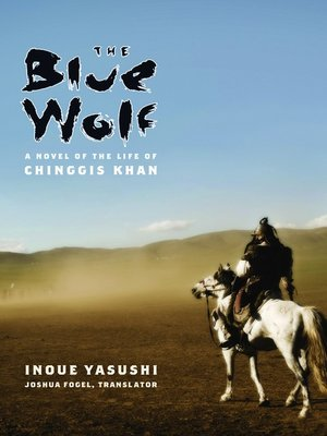 cover image of The Blue Wolf