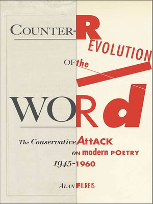 cover image of Counter-revolution of the Word