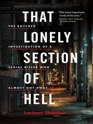 cover image of That Lonely Section of Hell