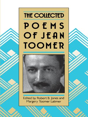 cover image of The Collected Poems of Jean Toomer