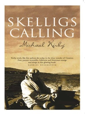 cover image of Skelligs Calling